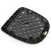 Кофр для мотоцикла (багажник) FXW HF-866 Black (430*410*315мм)