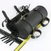Сумка кожаная для инструментов черная NF-9113 ATROX