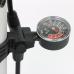 Насос ручной (вело-мото, с манометром) ZF0804C