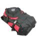 Сумка текстильная на зад (рюкзак) черно-красная NF-9300 ATROX