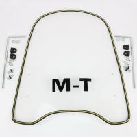 Ветровое стекло с ободком MOTOTECH