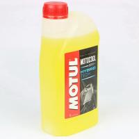 Охлаждающая жидкость (антифриз) MOTUL Motocool Expert -37°C 1 литр