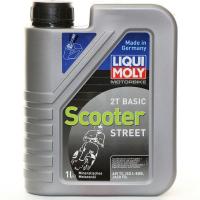 """Масло моторное 2T """"LIQUI MOLY"""" SCOOTER STREET 1619 (минеральное) 1л."""