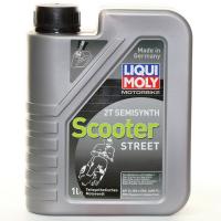 "Масло моторное 2T ""LIQUI MOLY"" SCOOTER STREET 3983 (полусинтетическое) 1л."