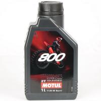 Масло Motul 800 2T Off Road 1 литр