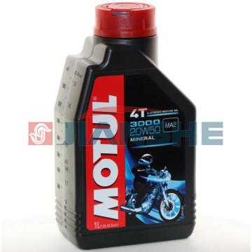 Масло Motul 3000 4T минеральное 20W50 1 литр