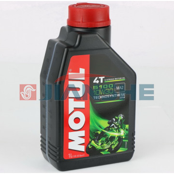 "Масло Motul 5100 4T Technosynthese ""Ester"" 10W30 1 литр"