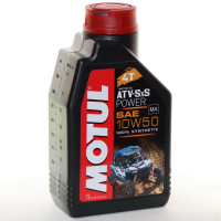 Масло моторное Motul ATV SxS Power 4T 10W50 1 литр