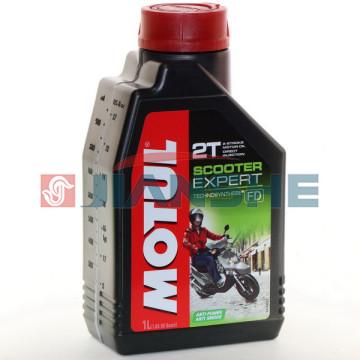 Масло Motul Scooter Expert 2T Technosynthese 1 литр