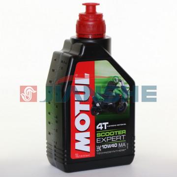 Масло Motul Scooter Expert 4T Technosynthese 10W40 1 литр