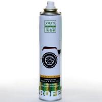 """Кондиционер (восстановитель цвета) резины покрышек и пластика Verylube """"XADO"""" 320ml"""