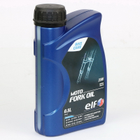 Масло для амортизаторов (вилочное) ELF 20W 0.5L