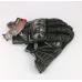 Мотоперчатки кожаные черные ATROX NF-3808