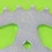 Звездочка ведомая задняя голая 36 зубьев JL200-GY-2C