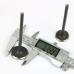 Клапан впускной   выпускной (голый) Loncin LX200-10 (CGB200)