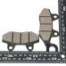 Колодки тормозные передние Loncin LX250GS-2A GP250