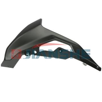 Крышка левая (передний боковой пластик, панель) Loncin LX250GS-2A GP250