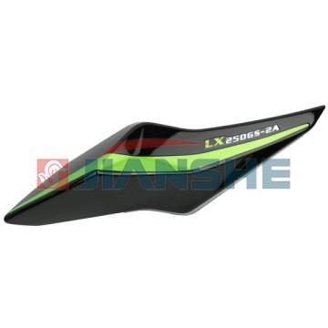 Крышка задняя правая (боковая панель) Loncin LX250GS-2A GP250
