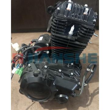 Двигатель в сборе 166FMM 223 см³ (RE250) Loncin LX250GY-3 SX2
