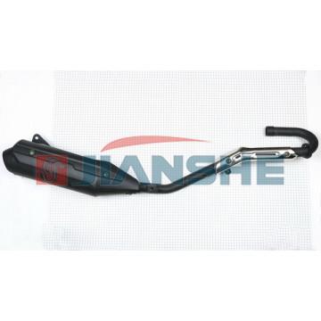 Глушитель с коленом Loncin LX250GY-3 SX2
