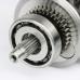 Коленвал (коленчатый вал) Loncin LX250GY-3 SX2
