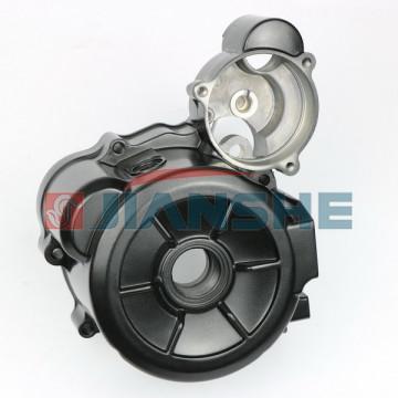 Крышка двигателя левая Loncin LX250GY-3 SX2