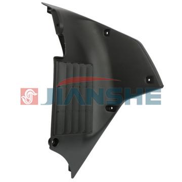 Крышка защитная внутренняя топливного бака левая LX250GY-3 SX2 (344220003-0001)