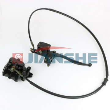 Механизм переднего тормоза Loncin LX250GY-3 SX2