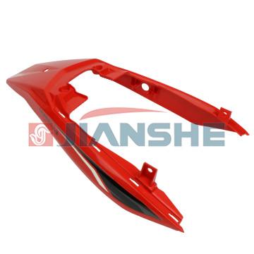 Пластик задний (хвост и боковые панели) Loncin LX250GY-3 SX2 (3423500410-0008)