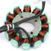 Статор генератора 12 катушек 12V 24A Loncin LX250GY-3 SX2
