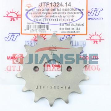 Звезда передняя 520-14T JTF1324-14 шлиц-5mm 17/20mm