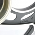 Колесо заднее (титан, барабан. тормоз) JS125-6A