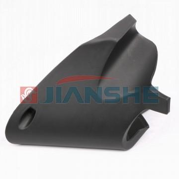 Крепление фары левое (пластик) Jianshe JS125-6A