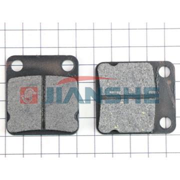 Тормозные колодки передние JIANSHE JS125-6А