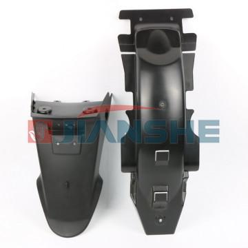Заднее крыло и подкрылок мотоцикла Jianshe JS125-6А