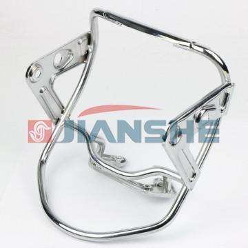 Крепление передней фары (метал) Jianshe JS125-6C