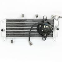Радиатор с вентилятором (в сборе)