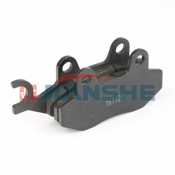 Колодки тормозные передние Loncin LX250GY-3 SX2