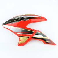 Крышка декоративная на бак (левая) LX200GY-3