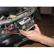 Как правильно зарядить гелевый аккумулятор для скутера