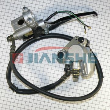 Механизм переднего тормоза в сборе JBW 150T-A