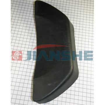 Пластик кофра (чёрный) 100-11A