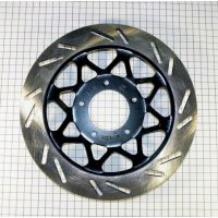 Диск тормозной передний JS125-6А (5 бол. 24 см.)