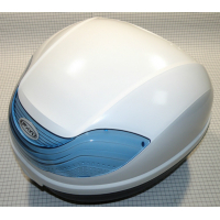 Кофр для мотоцикла (багажник) FXW HF-815 WHITE