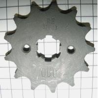 Звездочка передняя (13 зубьев) LX250GS-2A