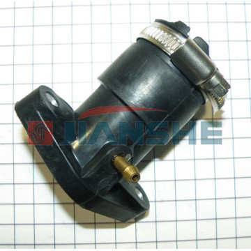 Патрубок карбюратора JS125-6А