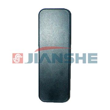 Заглушка + пластина номеного знака ZW150T-8 BWS