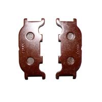 Колодки тормозные передние к-кт JS150-3 R6