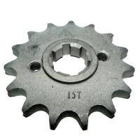Звездочка передняя 15 зубьев Kinlon JL150-70C