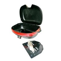 Кофр для мотоцикла (багажник) FXW HF-801 (на два шлема)